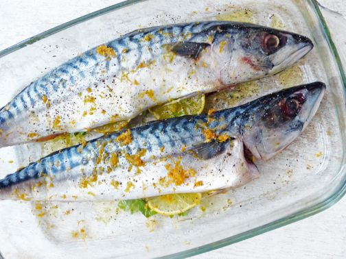 makreel vd BBQ
