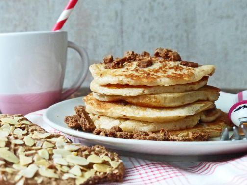 Speculaas pancakes Smulpaapje