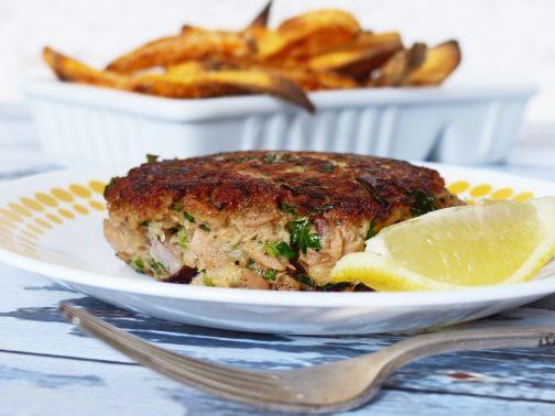 tonijn burger Smulpaapje