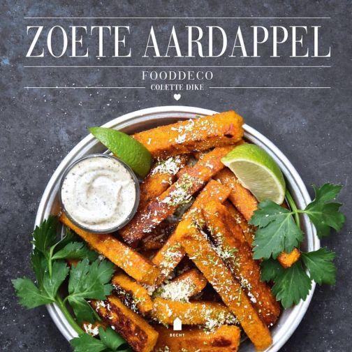 Zoete aardappel cover review Smulpaapje