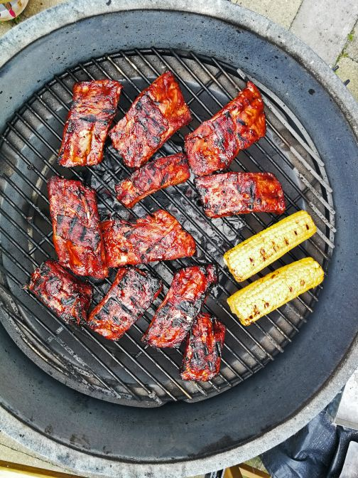 Julius Jaspers | spareribs USA | Spare ribs, Grill recepten
