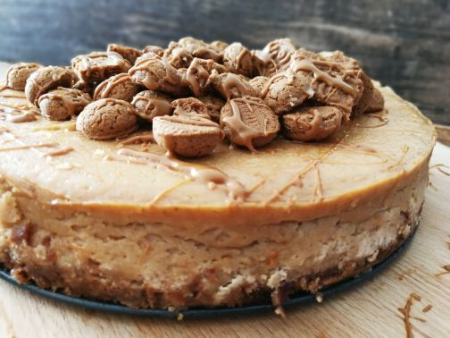 Speculaascheesecake Smulpaapje