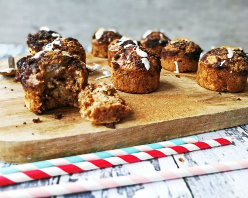 Cinnamon Coffee muffins Smulpaapje