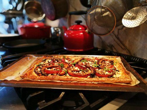 YvettevanBoven_groentetaartje klaar