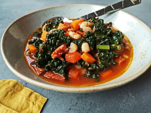 Spaanse soep Smulpaapje