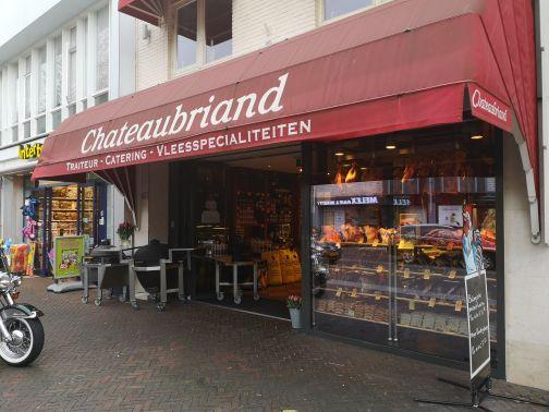 Chateaubriand winkel Smulpaapje