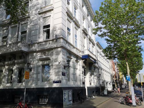 Lancaster hotel Amsterdam Smulpaapje