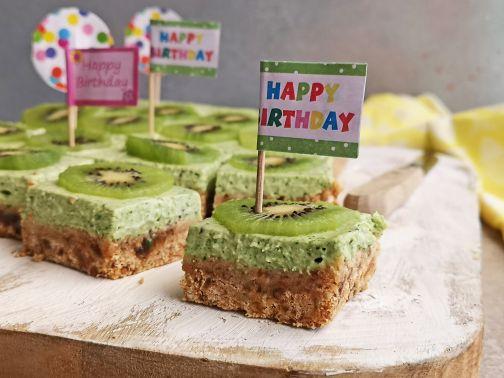 no bake kiwi cheesecake_Zespri Smulpaapje