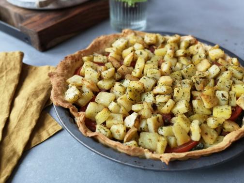 hartigetaart krokante aardappel_Smulpaapje