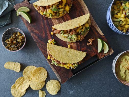 tacos kip mangosalsa Smulpaapje