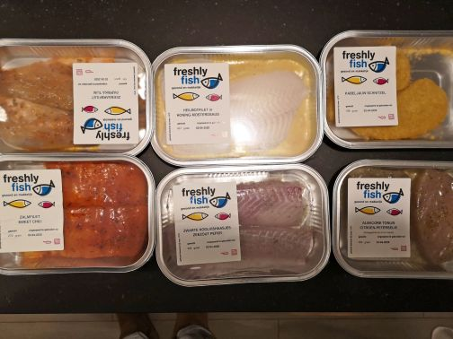 Freshly Fish visbox review