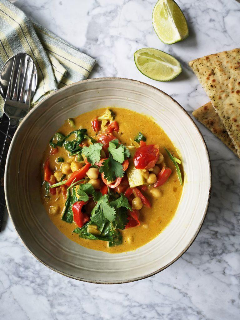 curry vegetarisch