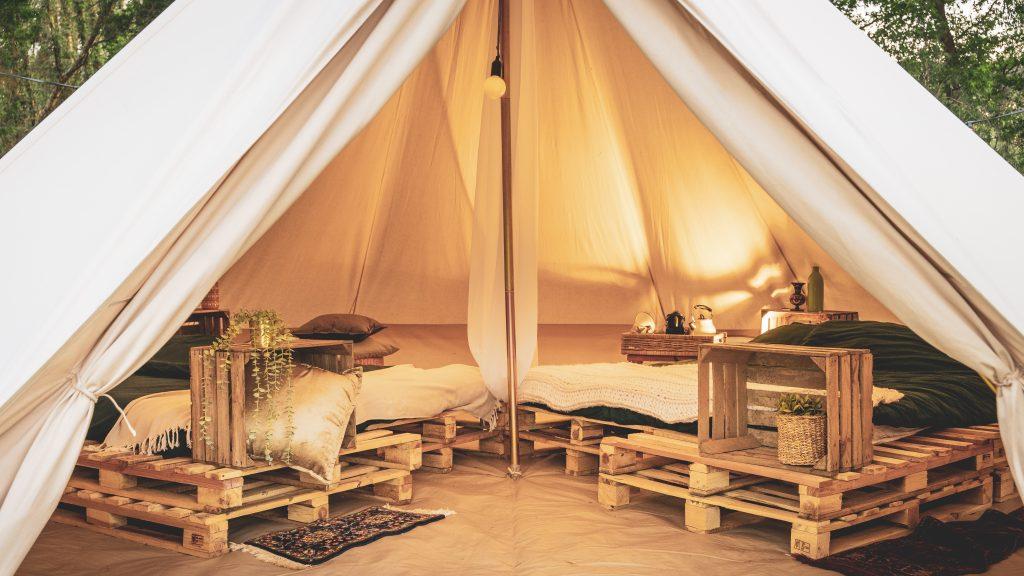 Achterhoek kamperen
