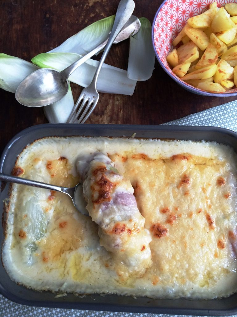 witlof ham kaas
