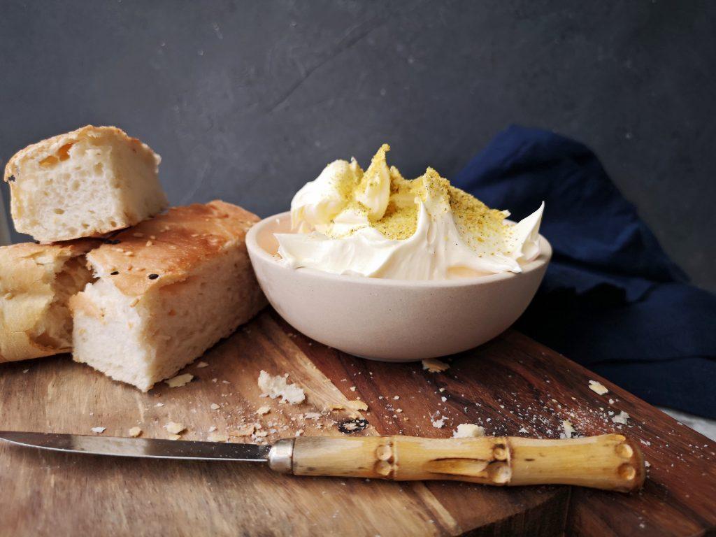 geklopte boter