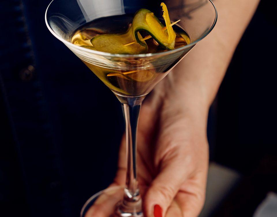 cocktail uit Borreltijd