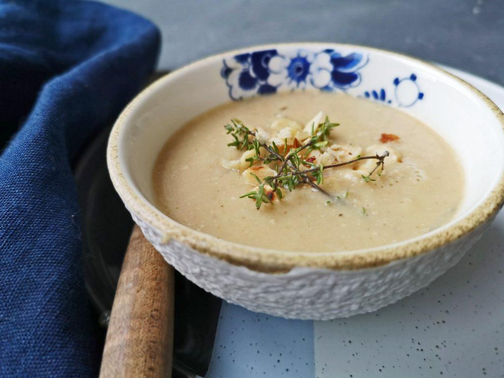 soep met bloemkool