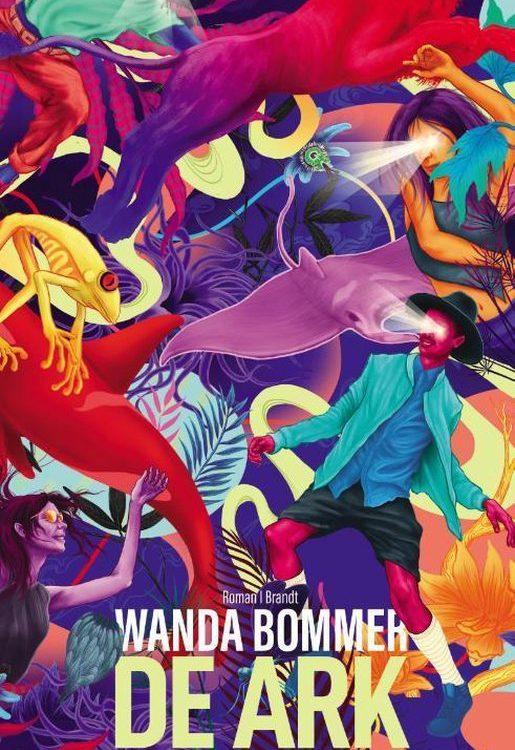 boek Wanda Bommer