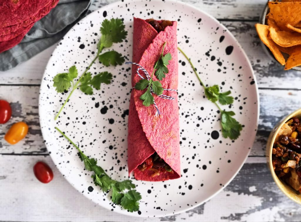 roze burrito