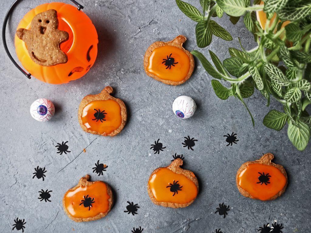 koekjes voor Halloween