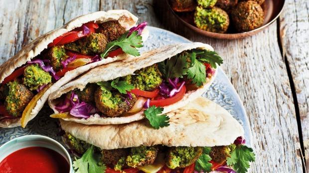 falafel uit Simply