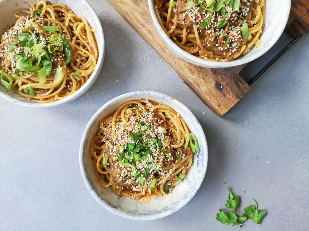 spaghetti uit Bazaar