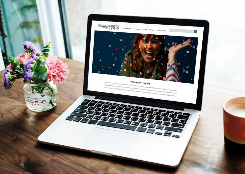 website Susan Aretz