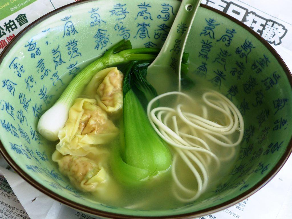 soep met noodles