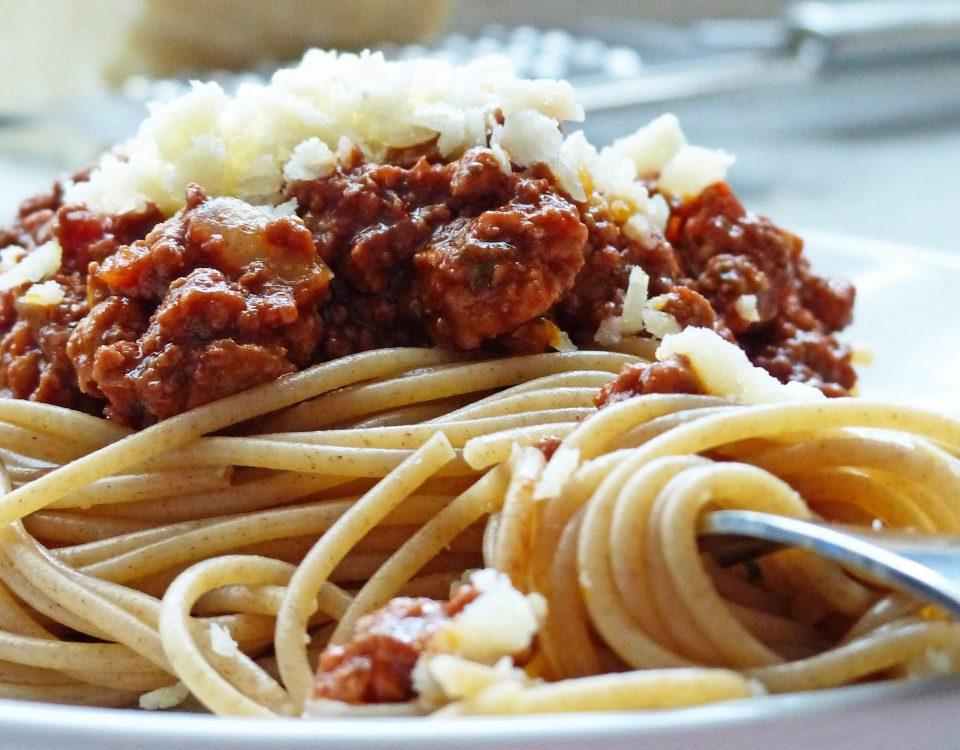Bolognesesaus voor pasta