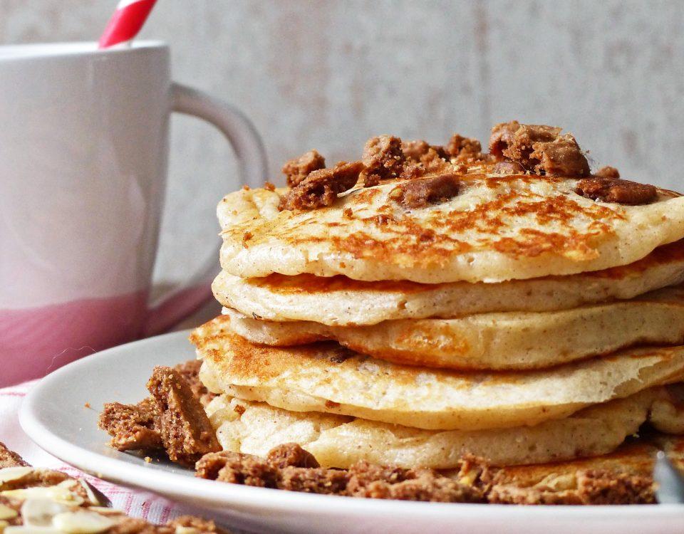 pancakes met speculaas