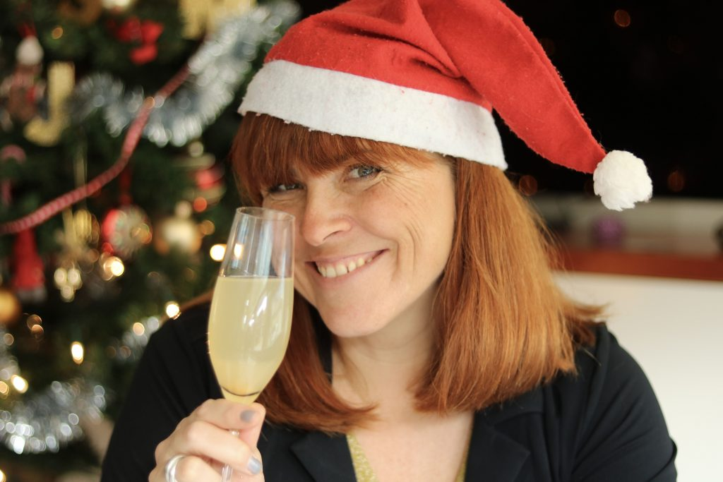 Susan Aretz kerstmuts