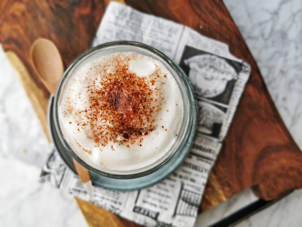 recept chai latte