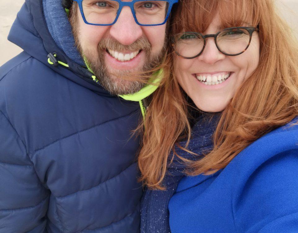 Susan Aretz en echtgenoot