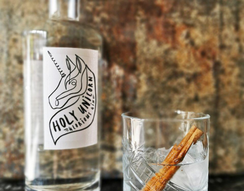 holy unicorn gin susan aretz