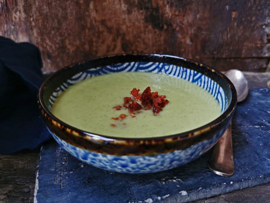 soep met courgette