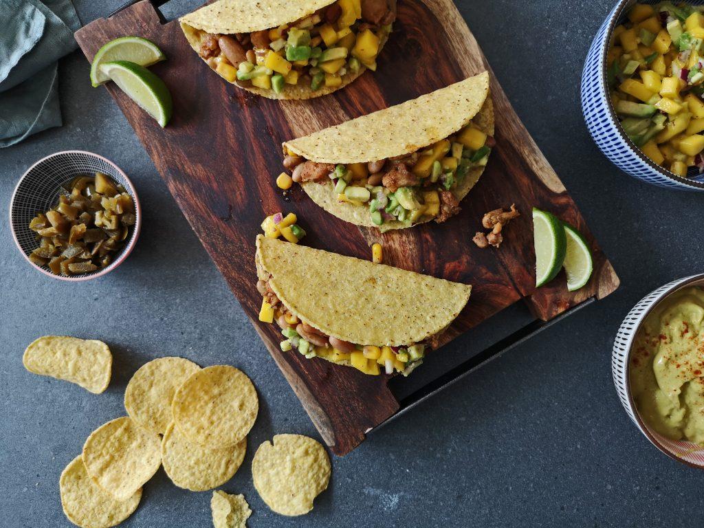 taco's met kip