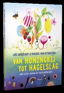 Honingbij tot hagelslag_boek