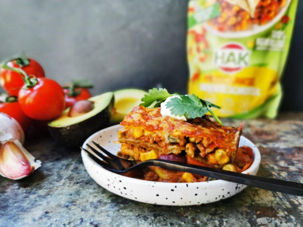 hak stazak mexicaanse groente
