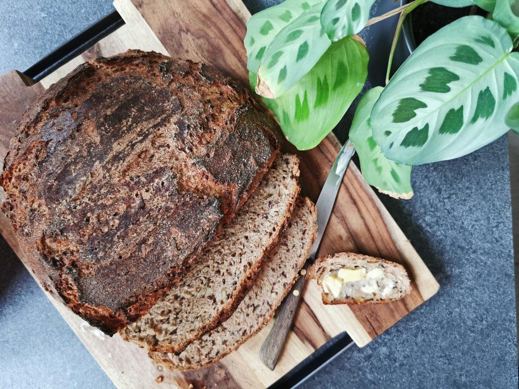 brood zonder te kneden