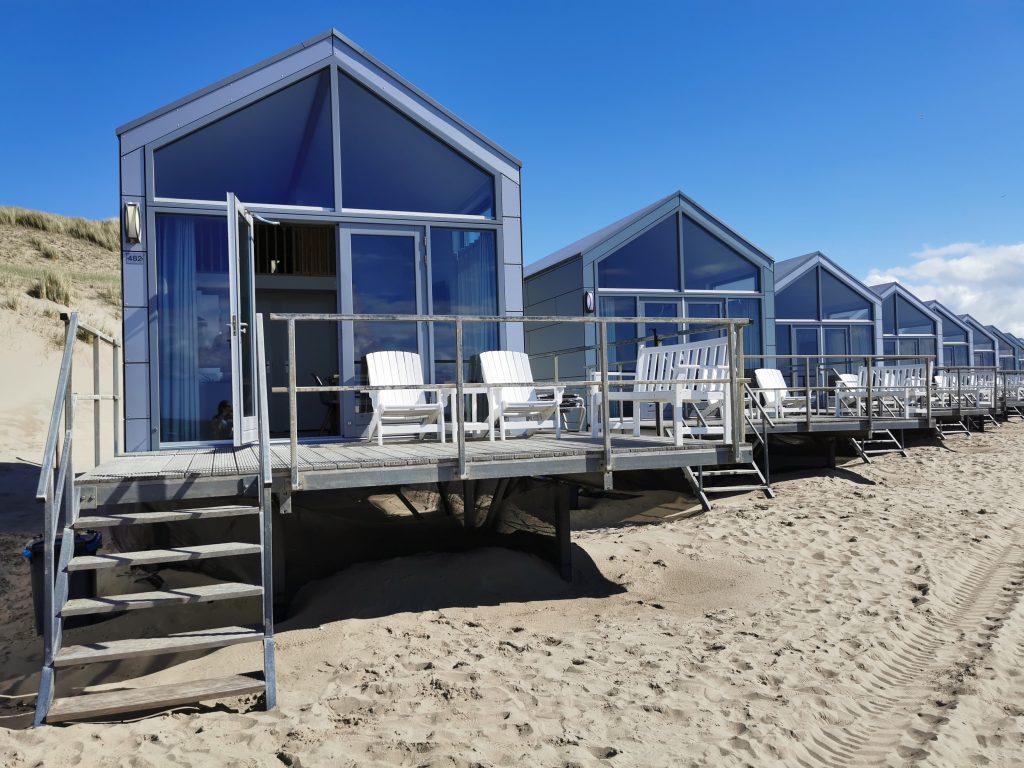 strandhuisjes julianadorp