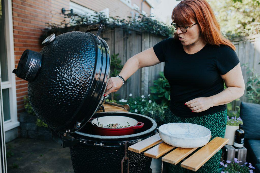 Susan Aretz BBQ