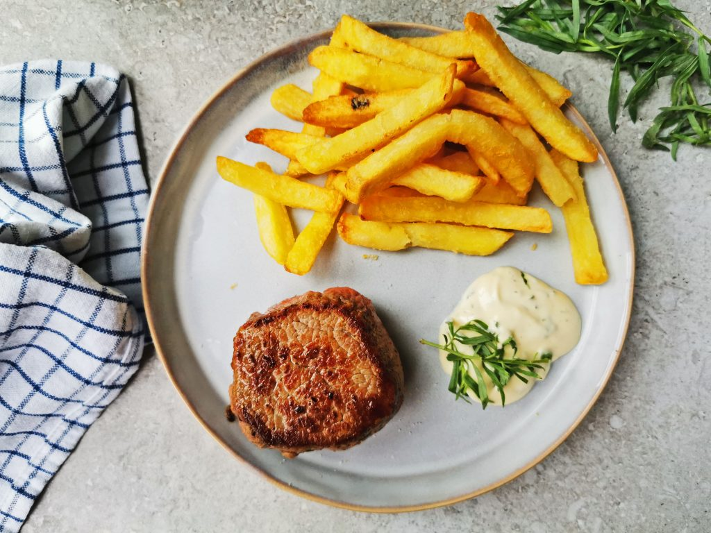 biefstuk frites