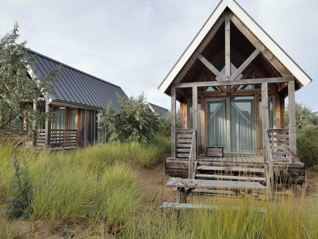 beach lodge Roompot